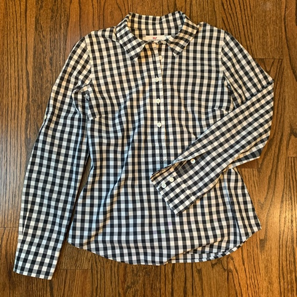 Vineyard Vines Tops - Vineyard Vines Classic Checkered Plaid Button Up